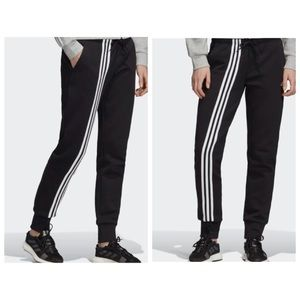 New adidas 3 stripes pants